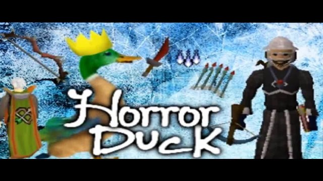 Runescape pk vid 30 - Horror Duck - Dragon Claws [Preview]