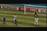 Pro Evolution Soccer PES 2008 Awesome snap kick volley goal.