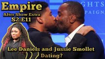 Empire Aftershow Extra Season 2 Episode 11 - Lee Daniels and  Jussie Smollet Dating?