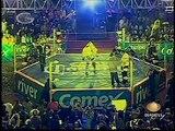 AAA-SinLimite 2009-03-15 Rey de Reys 06 Seconds Hair vs Hair - Vampiro vs. Konnan