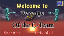 "Minecraft ""COBBLE COBBLE COBBLE!""Revenge Of The C-Team Modpack 60 fps Season 1 Ep. 3 60 fps PC-Gaming!"