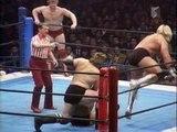 Hulk Hogan & Stan Hansen vs. Antonio Inoki & Bob Backlund (NJPW 12.10.1980)