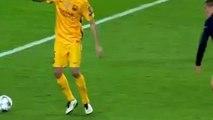 Fernando Torres red card