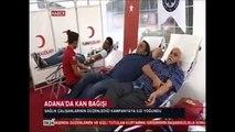 ATTDER Adana'nın Kan Bağışı Kampanyası TRT Haber'de