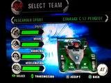 le mans 24 heures PS2 - Le Mans 2000 GT & Le Mans Prototypes