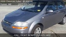 2008 Chevrolet Aveo Aveo5 LS 4dr Hatchback for sale in Turne