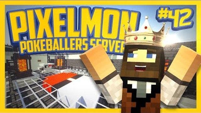 Pixelmon Server (Minecraft Pokemon Mod) Pokeballers Lets Play Season 2 Ep.42 Champion Battle!