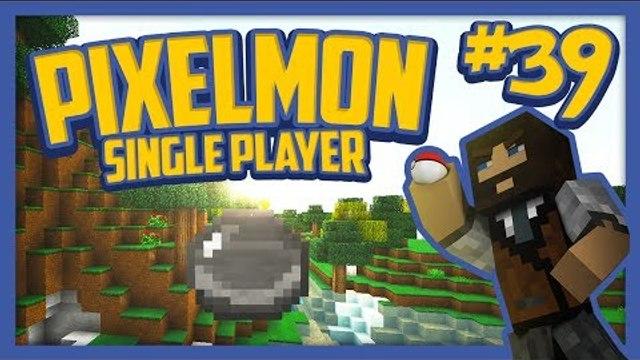Pixelmon (Minecraft Pokemon Mod) Single Player Season 2 Ep.39 NEW POKEMON! and an Orb!?