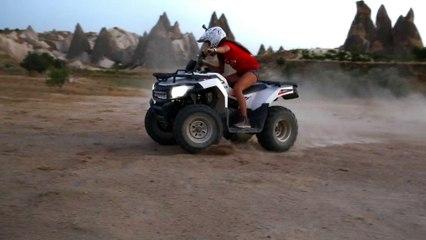Kapadokya Atv Safari #ilaymur