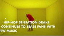 Hip-hop giant Drake drops two new tracks called 'Pop Style' and 'One Dance'