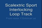 Scalextric Sport Interlocking Loop Track