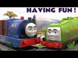 Thomas and Friends Trackmaster Toy Train Set Having Fun Gator & Timothy Thomas Y Sus Amigos Tomaz