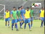 Baichung Bhutia appears for AFC D License Coaching Course at East Bengal Ground