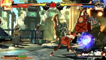 """Guilty Gear Xrd - SIGN - PS4 - """"Millia"""" Arcade Mode - Stage 6: Potemkin {English, Full 1080p HD}"""