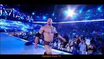 WWE Wrestlemania 32 2016 Highlights - All Brock lesnar Conquered Matches till Wrestlemania 32 -