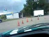 Autoslalom Polo G40 03.09.09