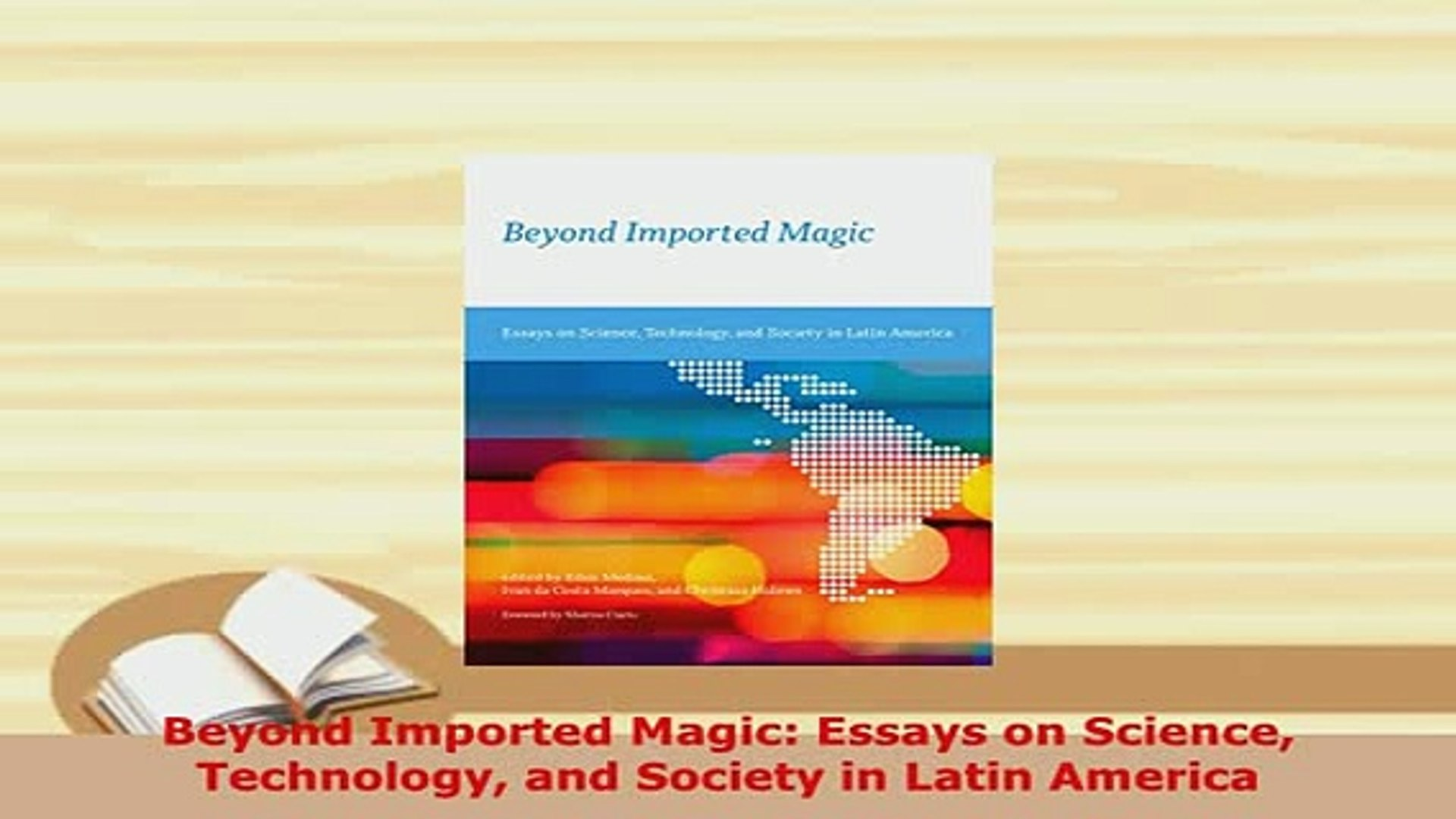 Dissertation Sample  Example Of English Essay also Concept Essay Pdf Beyond Imported Magic Essays On Science Technology And Society In Latin  America Read Full Ebook Dissertation Sample