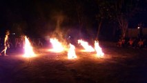 Windri Experienced Kecak Fire Dance @ Tanah Lot Temple,Bali,Indonesia 07/09/2015