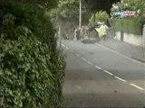 Une chute de moto  grande vitesse 1