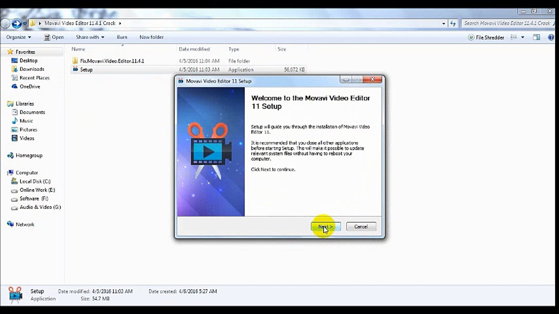 clé dactivation movavi video editor 14