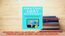 Download  AMAZING EBAY BLUEPRINT AMAZON SELLING VIA PRIVATE LABEL  EBAY SELLING BLUEPRINT Ebook