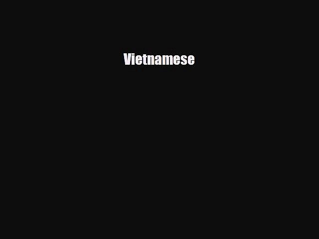 Download Vietnamese PDF Free