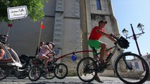 Aventure photo : Le tour de France à Vélo et en photos