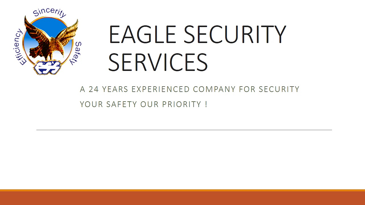 Security Agencies In India | Eagle Security Services