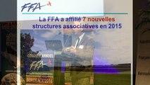 04-FFA AG 2016  Rapport d'activité par Pierre PODEUR, Secrétaire Général de la FFA