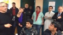 Un second centre d'accueil des migrants ouvre au Mans