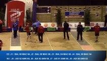 Quatrième tour intégral, Finale E2 et N3, Sport Boules, France Clubs, Clermont-Ferrand 2016