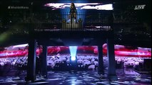 Triple H entrance HD - WWE. - WrestleMania 32. 2016