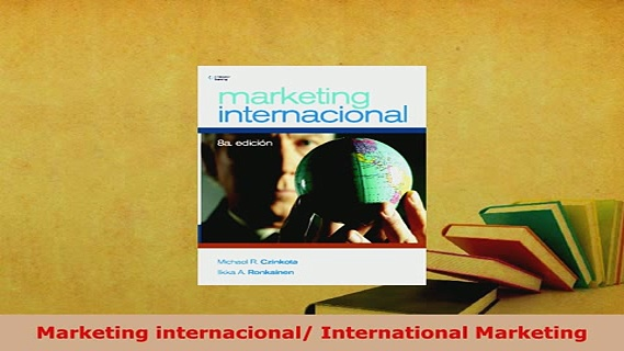 Download  Marketing internacional International Marketing Ebook