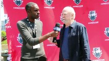 Interview with Hershel from the Walking Dead