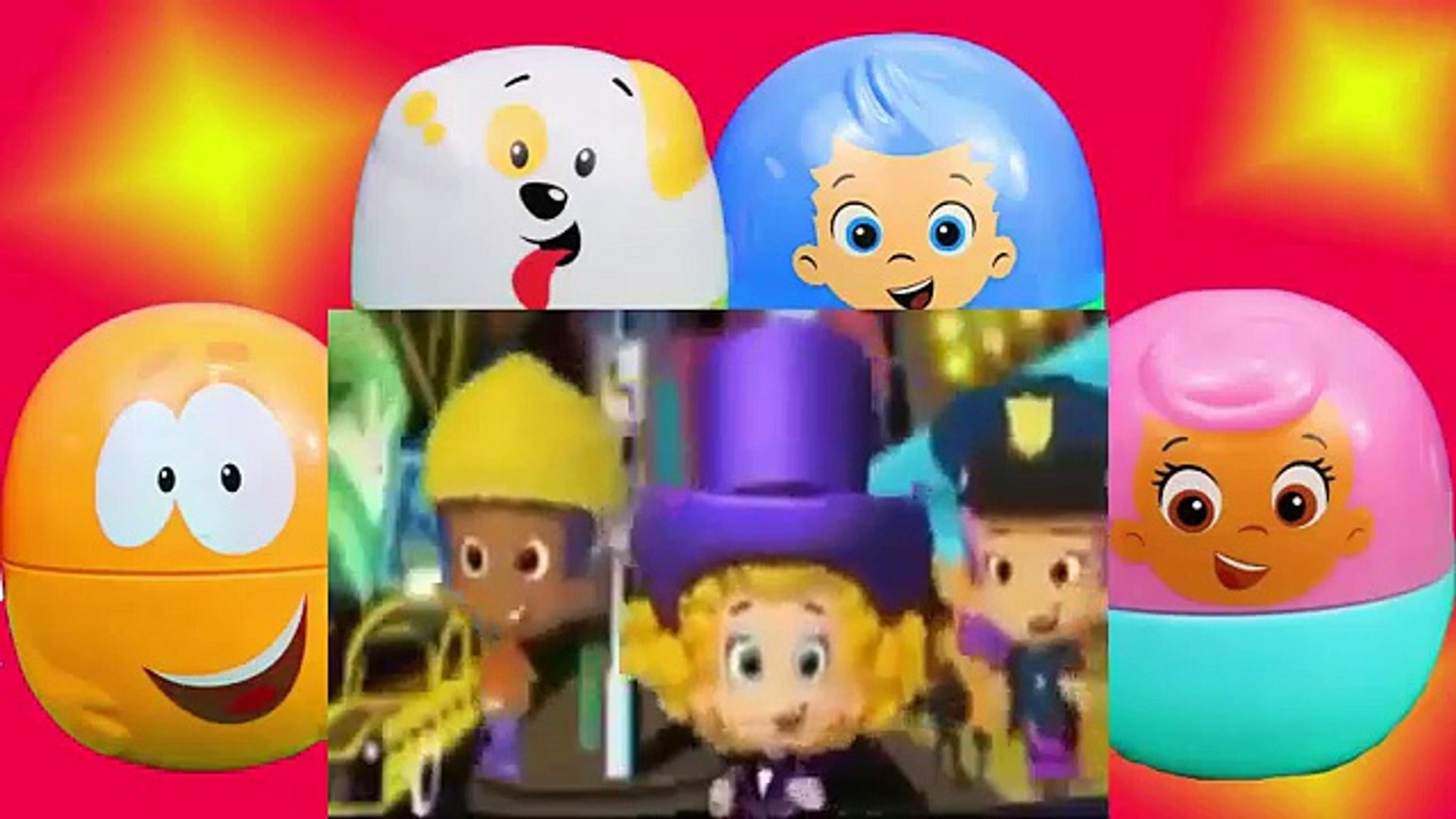 Bubble Guppies S01E16 Super Shrimptennial Celebration EBY