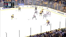 Filip Forsberg goes between the legs for incredible goal