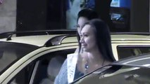 Mrs. Philippines 2009 candidates #26 and #1 vtr at Cherry Cars Makati.