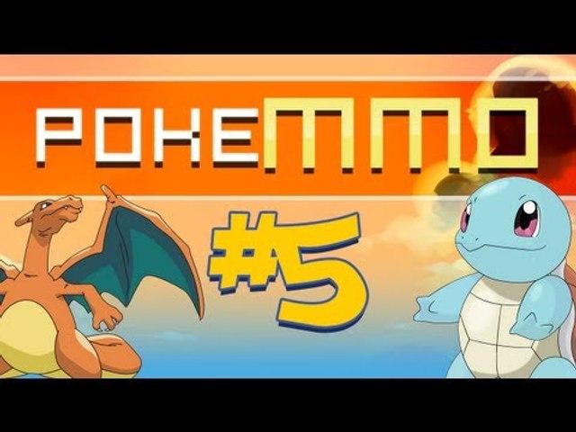 PokeMMO: Online Pokemon! Ep.5 Dem Bug Trainers Route 3