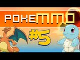PokeMMO: Online Pokemon! Ep.5 Dem Bug Trainers Route 3