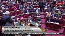 Renforcement de la lutte contre le terrorisme et réforme pénale - Les matins du Sénat (06/04/2016)