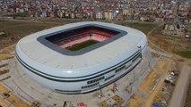 Sivasspor'un Ekolojik Stadı Yüzde 99 Hazır