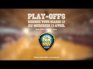 NRMV - Rendez-vous aux Play-offs!