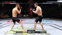 EA Sports UFC 2 Conor McGregor Career Mode EA Sports UFC 2 Conor McGregor Gameplay UFC Story Mode 143