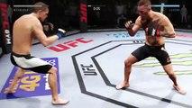 EA Sports UFC 2 Conor McGregor Career Mode EA Sports UFC 2 Conor McGregor Gameplay UFC Story Mode 145