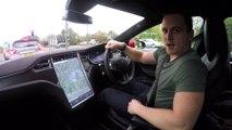Ne pas conduire sa voiture à 90km/h... Mode pilote auto !
