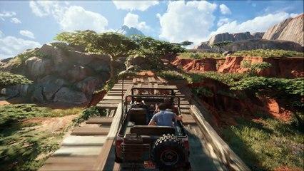 Vidéo commentée JVL - Preview Uncharted 4 : A Thief's End de Uncharted 4 : A Thief's End
