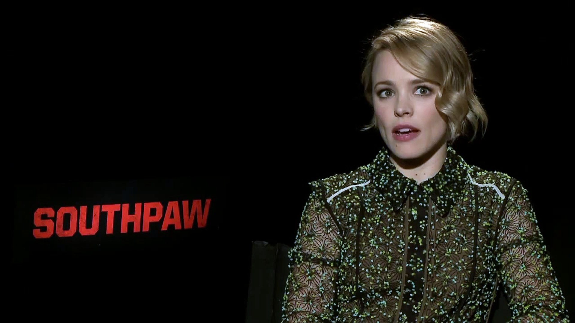 Southpaw Cast Interviews