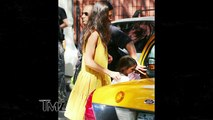 Katie Holmes -- Not Without My Suri!