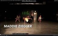 Maddie ziegler hip hop combo by Brian friedman!!!!