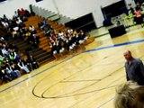 Arrowhead High School Varsity Dance Team at Regionals in Watertown